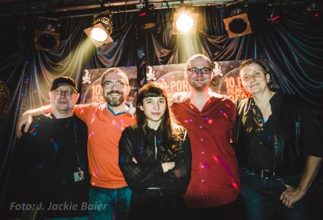 Team Pornfilmfestival Berlin (2015)